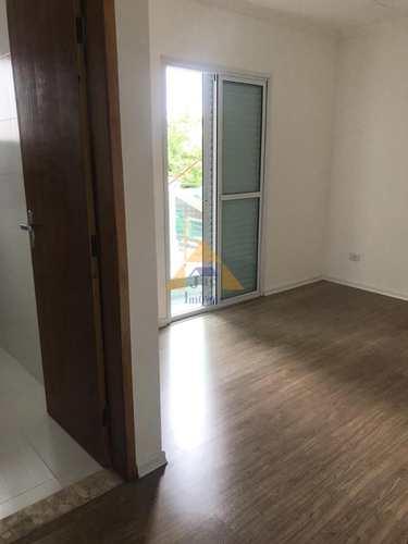 Cobertura, código 10174 em Santo André, bairro Vila Amábile Pezzolo
