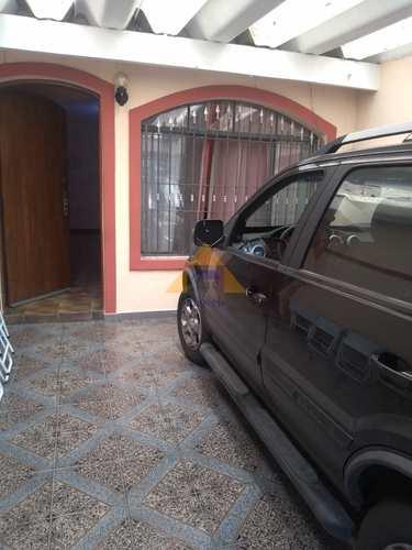 Sobrado, código 10269 em Santo André, bairro Vila Pires