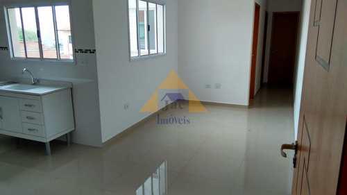 Apartamento, código 10274 em Santo André, bairro Cidade São Jorge