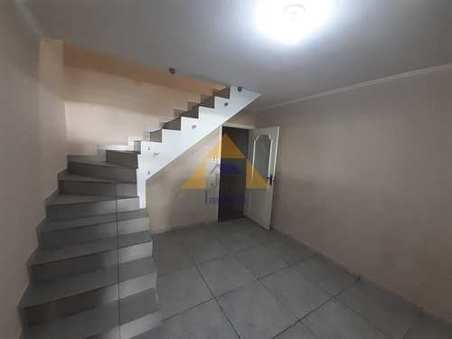 Sobrado, código 10355 em Santo André, bairro Vila Pires