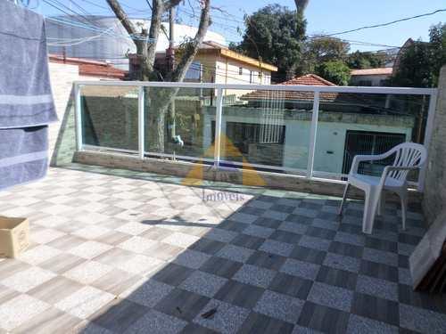 Sobrado, código 10382 em Santo André, bairro Vila Vitória