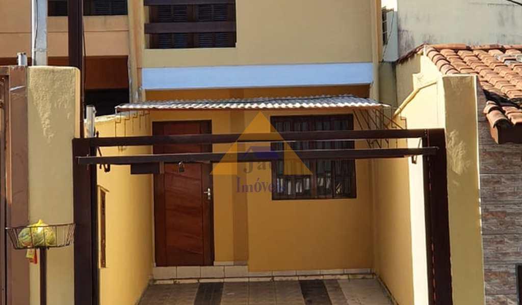 Sobrado em Santo André, bairro Vila Eldízia