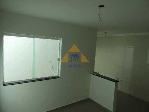 Apartamento, código 10565 em Santo André, bairro Vila Valparaíso