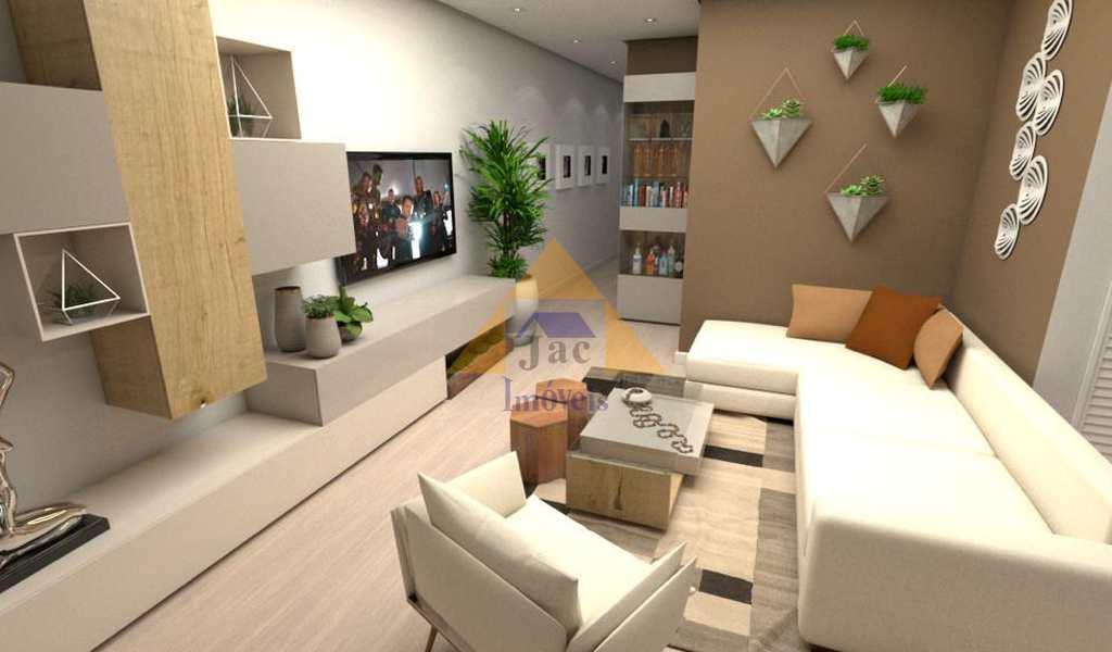Apartamento em Santo André, bairro Vila Bastos