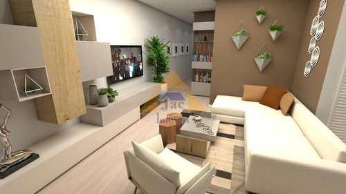 Apartamento, código 10582 em Santo André, bairro Vila Bastos