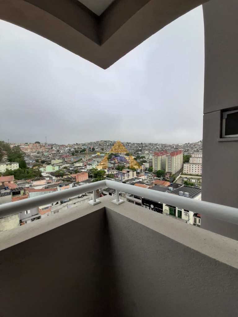 Apartamento em Santo André, no bairro Vila Tibiriçá