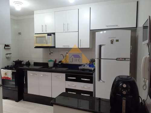 Apartamento, código 10638 em Santo André, bairro Vila Guaraciaba