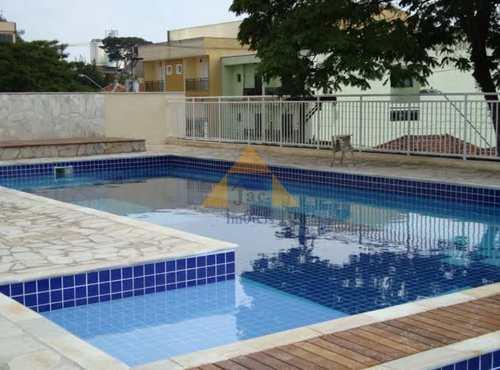 Apartamento, código 10652 em Santo André, bairro Vila América