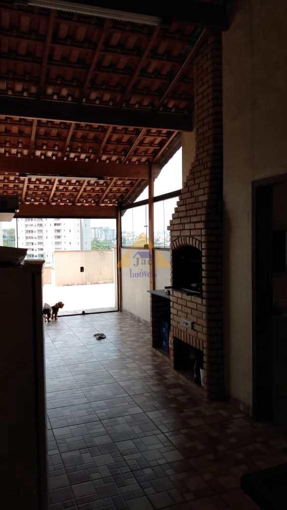 Cobertura em Santo André, no bairro Vila Humaitá