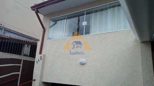 Casa, código 10725 em Santo André, bairro Silveira