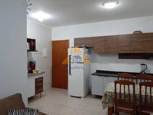 Apartamento, código 10781 em Santo André, bairro Vila Tibiriçá