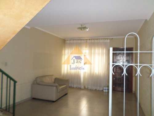Sobrado, código 10901 em Santo André, bairro Vila Pires