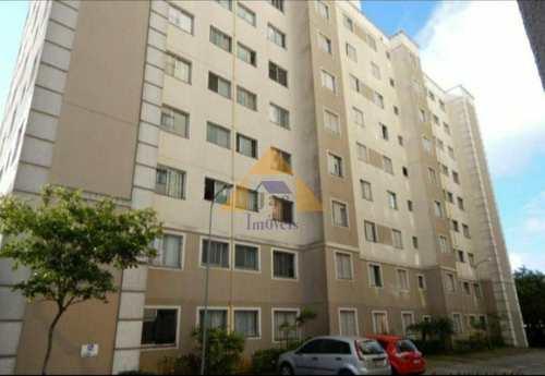 Apartamento, código 11036 em Santo André, bairro Vila Homero Thon