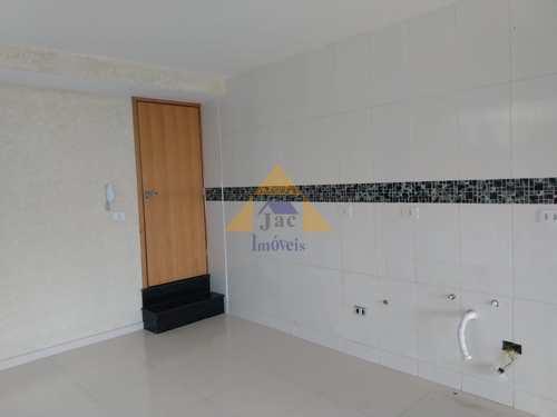 Apartamento, código 11097 em Santo André, bairro Jardim Bela Vista