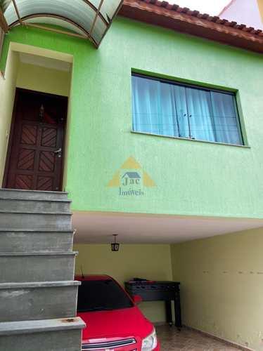 Casa, código 11121 em Santo André, bairro Parque Novo Oratório