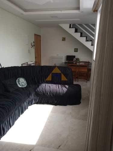 Cobertura, código 11246 em Santo André, bairro Vila Marina