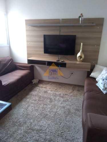 Apartamento, código 11254 em Santo André, bairro Vila Pires