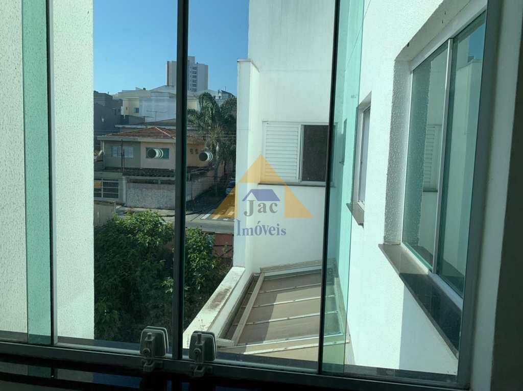 Cobertura em Santo André, no bairro Jardim Progresso