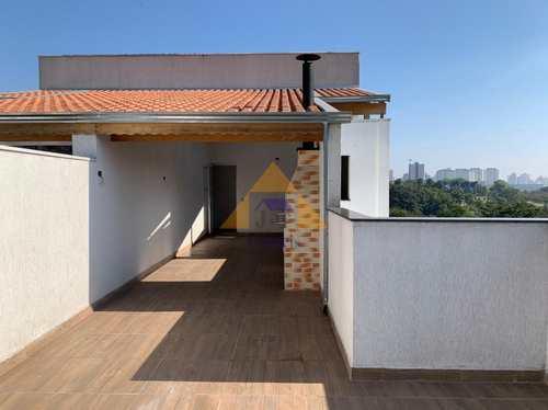 Cobertura, código 11346 em Santo André, bairro Vila América