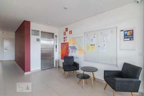 Apartamento, código 11421 em Santo André, bairro Vila Pires