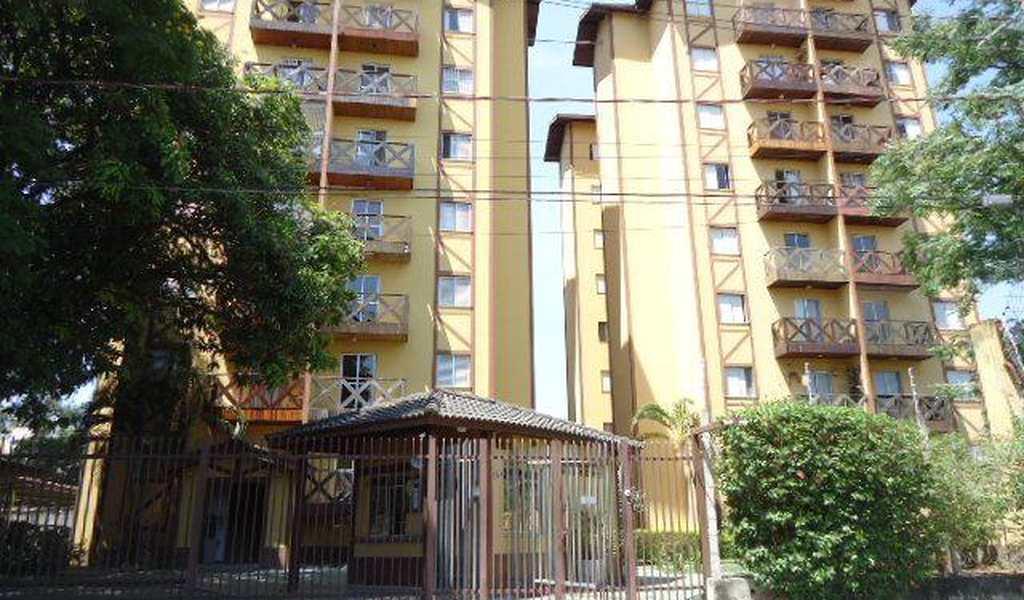 Apartamento em Jacareí, bairro Jardim Luiza