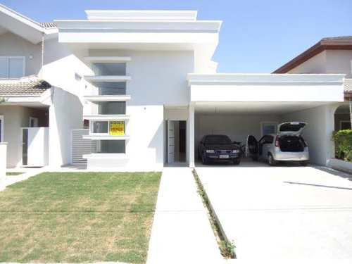Casa, código 7319 em Jacareí, bairro Jardim Califórnia