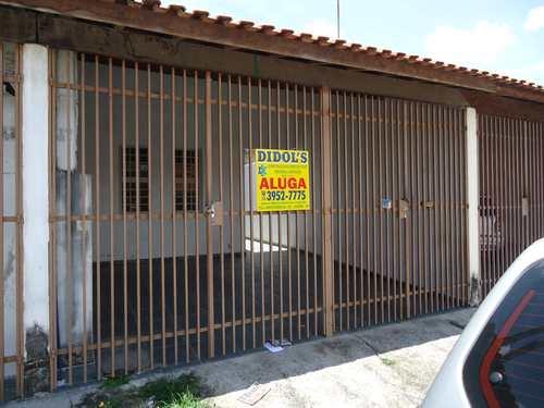 Casa, código 7540 em Jacareí, bairro Jardim Jacinto