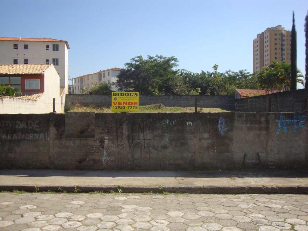 Terreno em Jacareí, no bairro Cidade Jardim