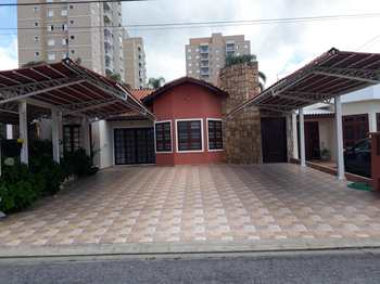 Casa de Condomínio, código 8357 em Jacareí, bairro Residencial São Paulo