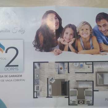 Apartamento em Jacareí, bairro São João