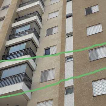 Apartamento em Jacareí, bairro Vila Machado
