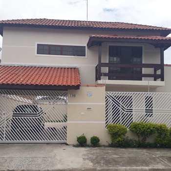 Sobrado em Jacareí, bairro Jardim Santa Maria