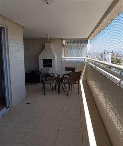 Apartamento, código 293700 em Santos, bairro Ponta da Praia