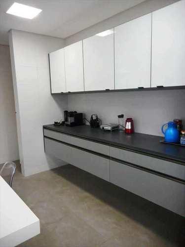 Apartamento, código 292700 em Santos, bairro Boqueirão