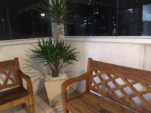 Cobertura, código 281100 em Santos, bairro Boqueirão