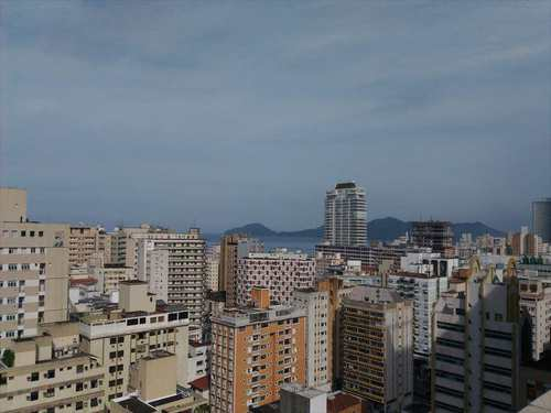 Apartamento, código 273100 em Santos, bairro Gonzaga