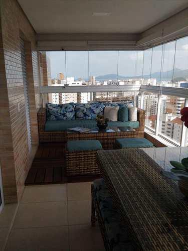 Apartamento, código 271800 em Santos, bairro Gonzaga
