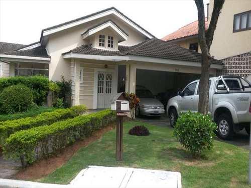 Casa, código 270900 em Santana de Parnaíba, bairro Alphaville