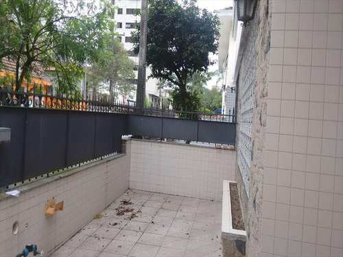 Sobrado, código 261000 em Santos, bairro Boqueirão
