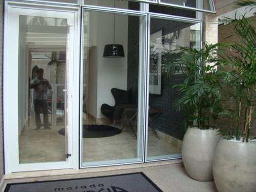 Cobertura, código 223100 em Santos, bairro Pompéia