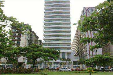 Apartamento, código 147901 em Santos, bairro Gonzaga