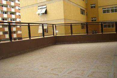 Apartamento, código 118901 em Santos, bairro Boqueirão