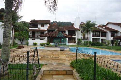 Apartamento, código 874 em Ubatuba, bairro Saco da Ribeira