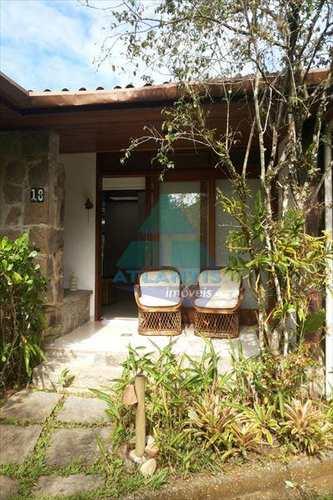 Casa, código 871 em Ubatuba, bairro Saco da Ribeira