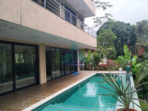 Casa, código 861 em Ubatuba, bairro Praia Vermelha do Sul