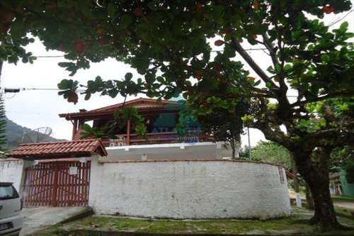Casa, código 838 em Ubatuba, bairro Praia da Lagoinha