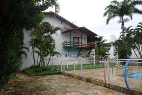 Apartamento, código 828 em Ubatuba, bairro Saco da Ribeira