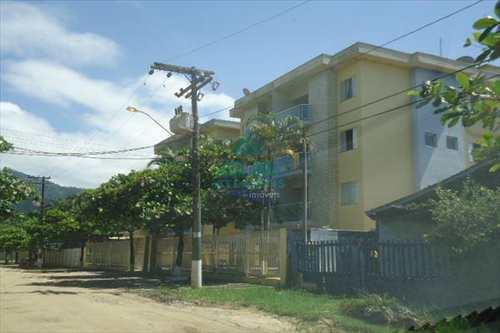 Apartamento, código 818 em Ubatuba, bairro Maranduba