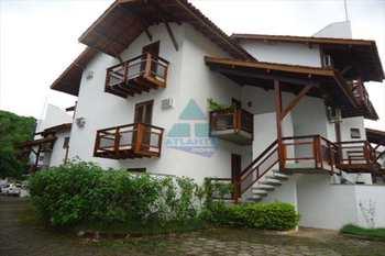 Apartamento, código 805 em Ubatuba, bairro Praia Saco Ribeira