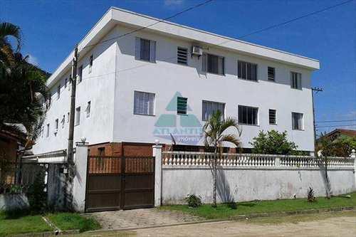 Apartamento, código 804 em Ubatuba, bairro Maranduba